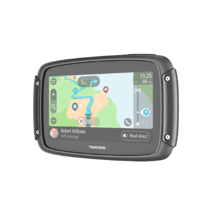 Tyre navigation with TomTom 2020